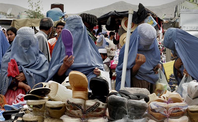 Kabul, Afghanistan. © Farzana Wahidy/AP