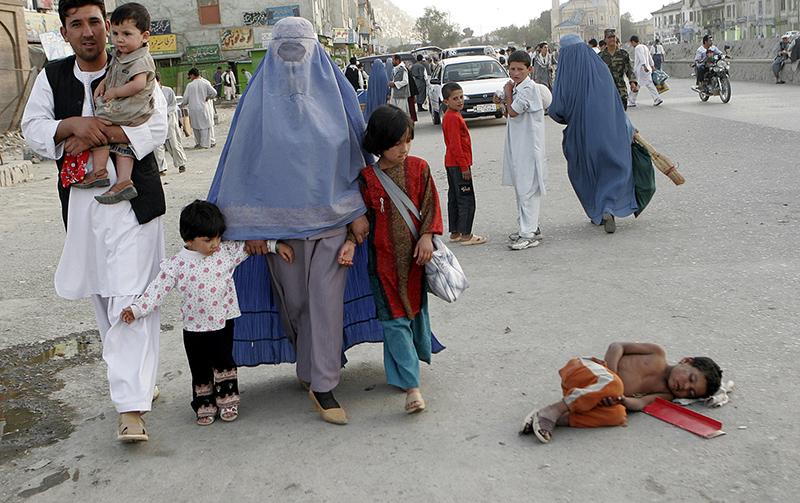 Kabul, Afghanistan. © Farzana Wahidy/ AP