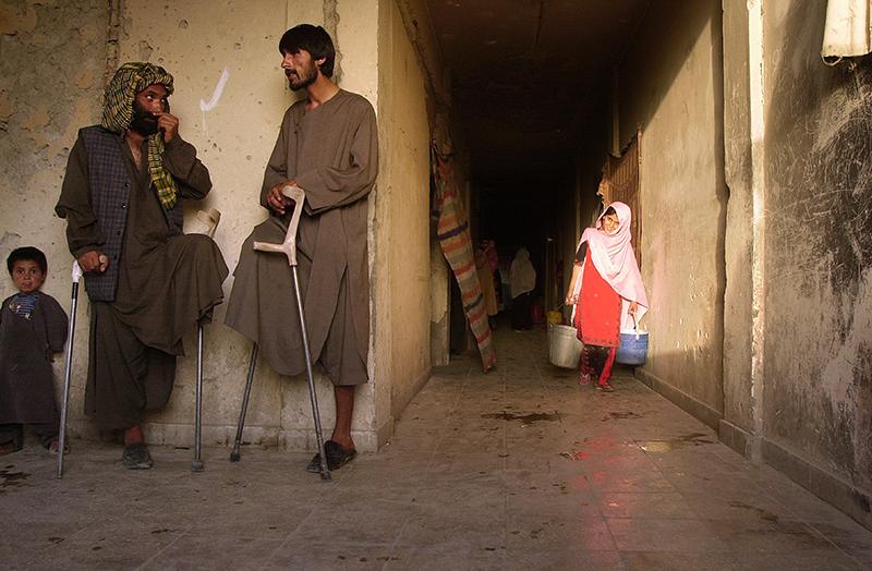 Kabul, Afghanistan. © Farzana Wahidy/AFP