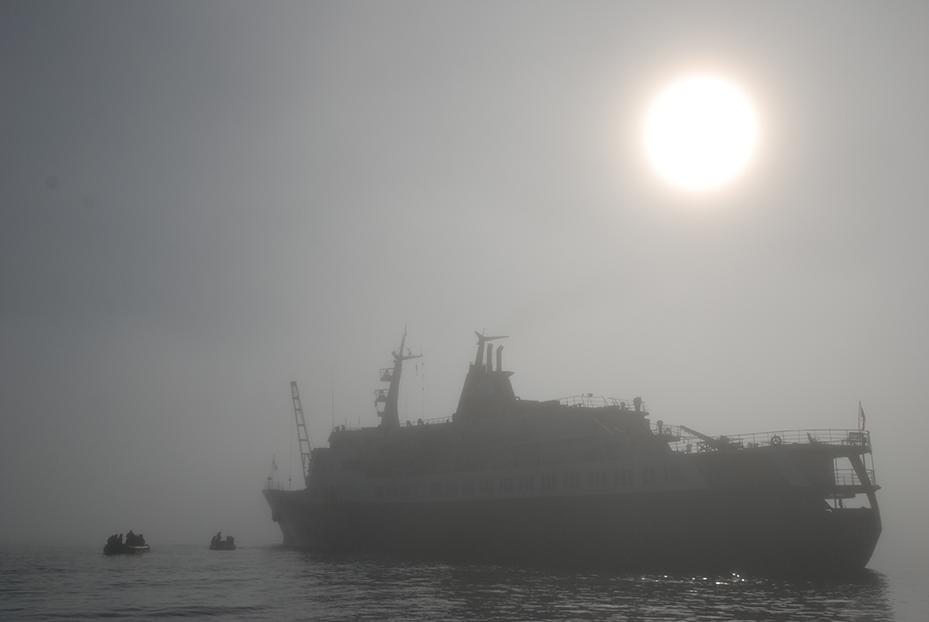 Climate change Canadian Arctic. © Farzana Wahidy